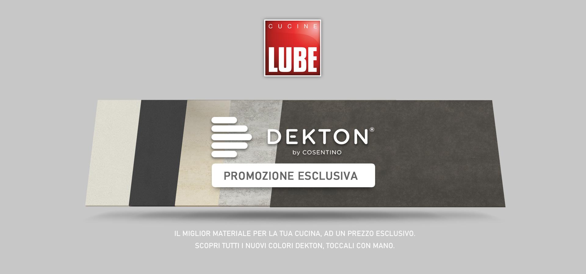[RA] Continua la promozione Dekton
