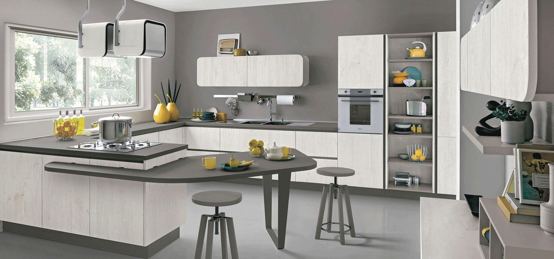 Cucine lube ravenna concept store cucine lube - Cucina immagina lube ...